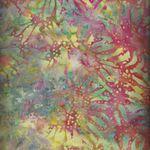 """Wide Back Anthology Batik Fabric 108"""" WB10030"""