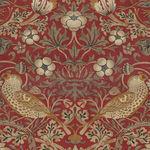 William Morris Bloomsbury for Morris & Co. PWMM001. RUSTX