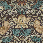 William Morris Bloomsbury for Morris & Co. PWMM001. TEALX