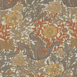 William Morris Bloomsbury for Morris & Co. PWMM022. AMBER