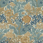 William Morris Bloomsbury for Morris & Co. PWMM022. TEALX