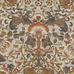 William Morris Bloomsbury for Morris & Co. PWMM023. AMBER