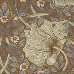 William Morris Bloomsbury for Morris & Co. PWMM024. AMBER
