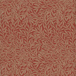 William Morris Bloomsbury for Morris & Co. PWMM025. RUSTX
