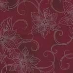 Winter Blossom by Hoffman International Fabric HP7616 231S
