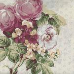 Yuwa Fabric Collection Made in Japan Kono Sanae KS826428 Col.B 30th Anniversary