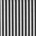 Yuwa Live Life Collection 112537 Col.1 Black/Off White Stripe