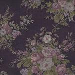 Yuwa Live Life Collection Japanese Fabrics 366073 Colour B Plum.