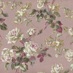 Yuwa Live Life Fabric Collection 825412 Colour B Roses.