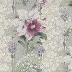 Yuwa M-func Collection MF826458 Color B New Design Orchid/Lily Of The Valley