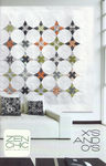 Zen Chic Pattern X'S AND O'S by Brigitte Heitland