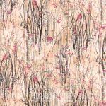 """""""Dream Blossom"""" for Hoffman California Fabric N7503 Peach Gold"""