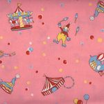 """NEW"" Lecien Cotton Quilting Fabric ""Minny Muu"""