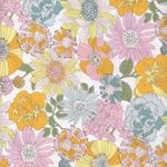 """NEW"" Sevenberry Japanese Cotton Quilting Fabric ""Liberty"""