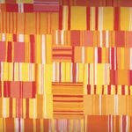 """NEW"" Windham Fabrics Cotton Quilting Fabric ""Broken Stripes&quot"