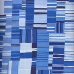 "Windham Fabrics Cotton Quilting Fabric ""Broken Stripes"""