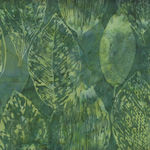 """New"" Batik Frog by Hoffmann Fabrics"