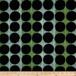 Alexander Henry Fabrics Robie 8231 AR Black/Sage.