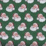 """Retro Christmas"" by Makower TP 1252"