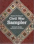 barbara brackmans civil war sampler for c&t publications