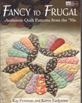 fancy to frugal-authentic quilt patterns from the 30s from that patchwork place