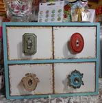 reproduction vintage box drawers